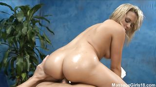 Foxy girl Mia Malkova stands in various positions getting nailed so well