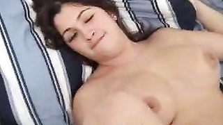 Sexy latin honey Stephanie rides man like a good little bitch